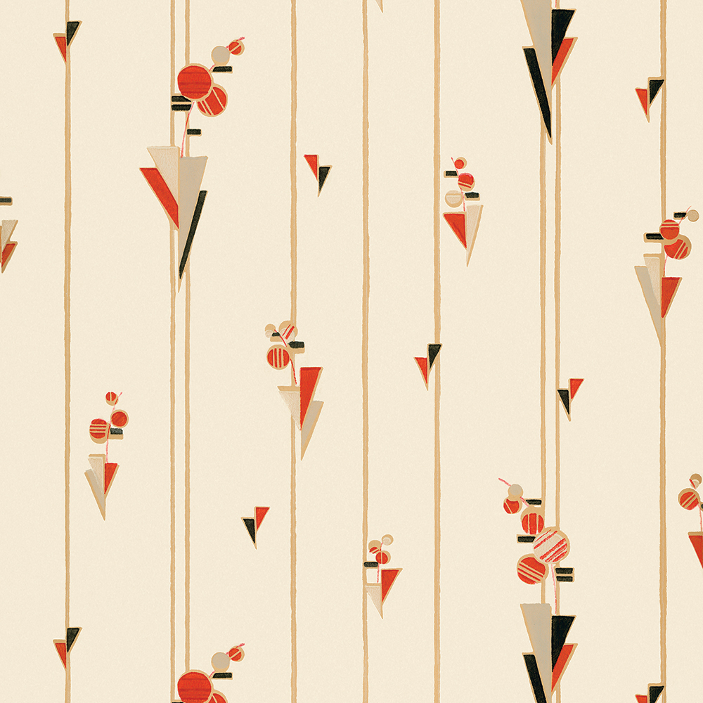 Vintage 1930s Wallpapers Bradbury Bradbury