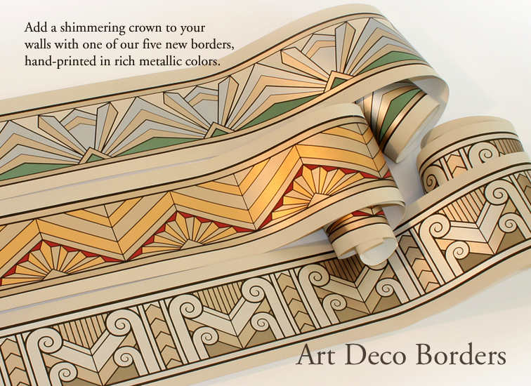 Art Deco Borders