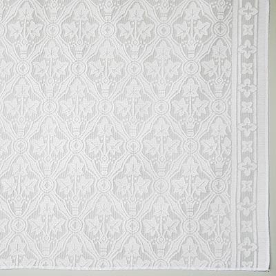 macrame ebay medallion colonial cotton pictures of curtains design unique medium materials size heavy tier panels lace curtain victorian