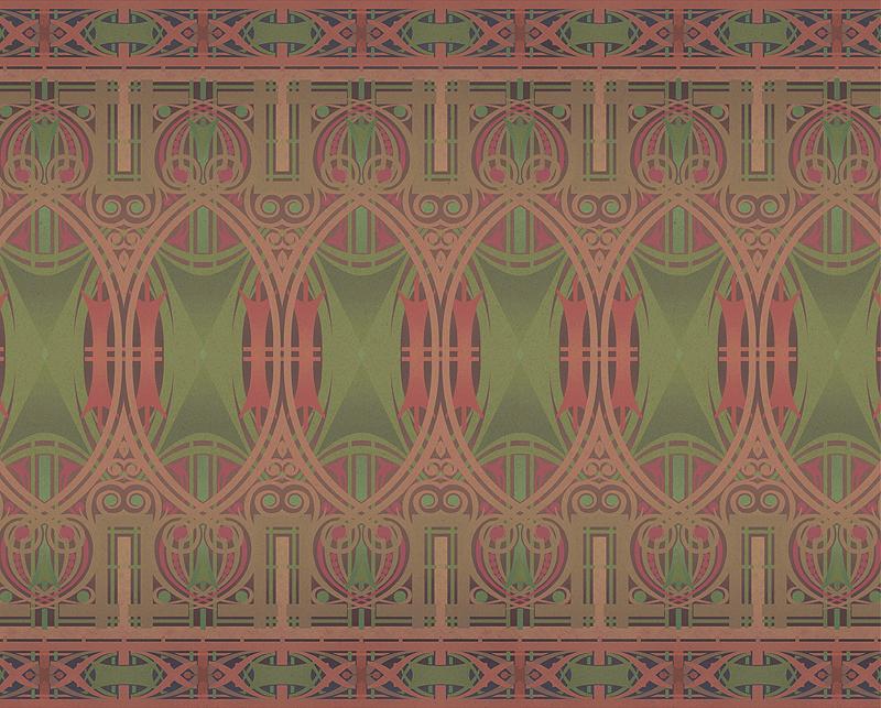 Chicago Art Poster Bradbury Amp Bradbury