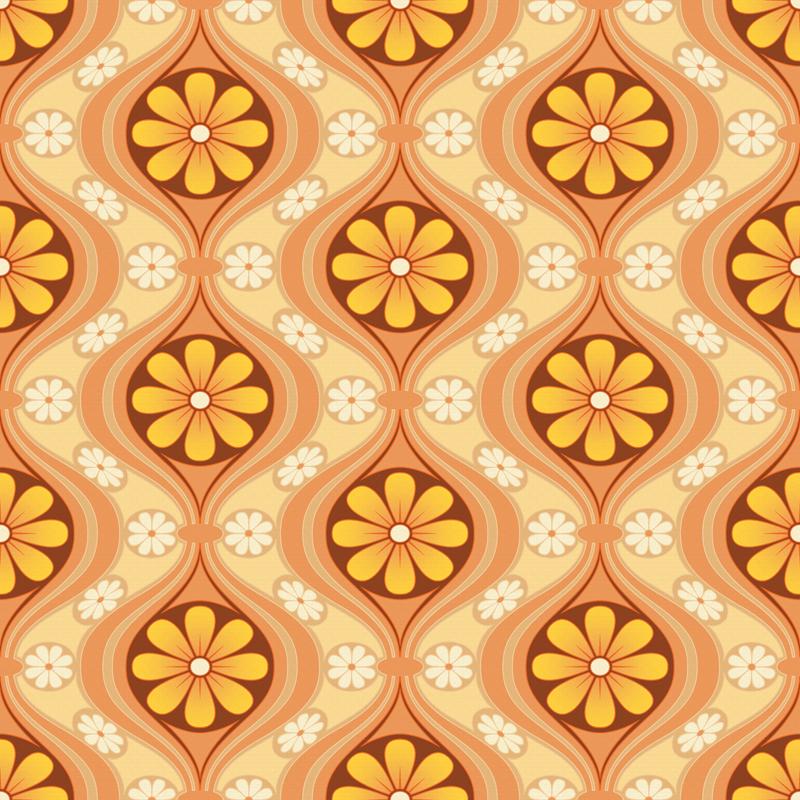 1960s wallpaper patterns - photo #29