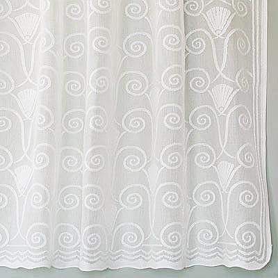 Art Deco Cotton Lace Curtains