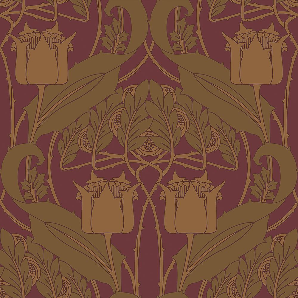 Craftsman Style Wallpaper Arts Crafts Movement Bradbury Bradbury