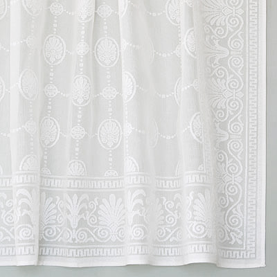 one panel curtains lace vintage cotton valance sky natural panels not app curtain advisor home depot sunday white available madras hours