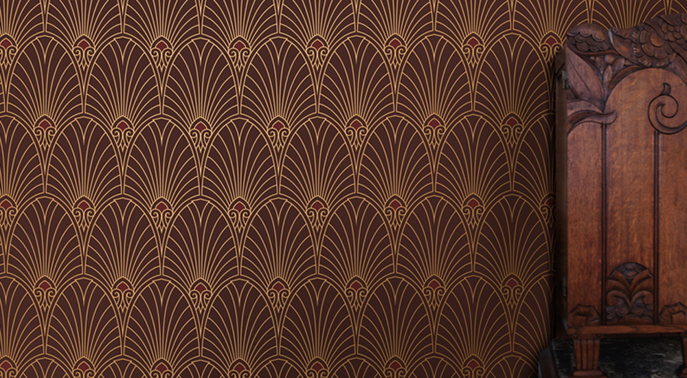 art deco wallpaper for - photo #39