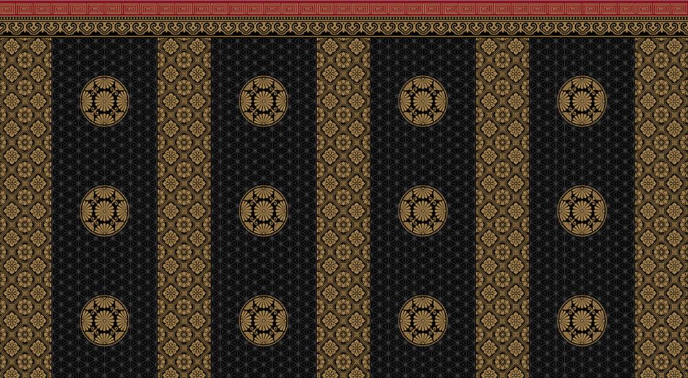Japanese Wallpaper And Borders By Bradbury Amp Bradbury