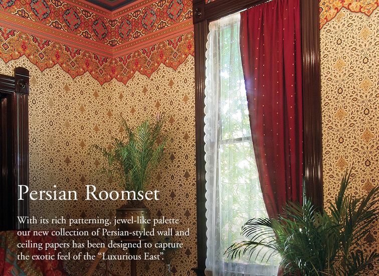 Persian Roomset