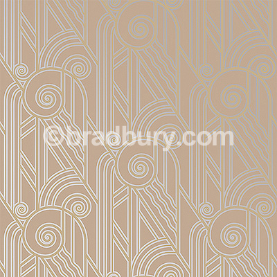pearl wallpaper. Deco Wallpaper | Volute