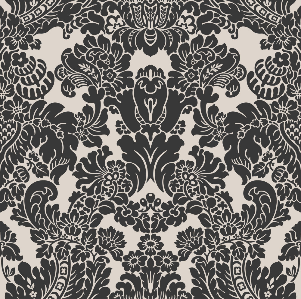Bradbury English Wallpapers | Victorian Damask Designs | Warwickshire